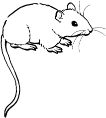 Kids N Fun Coloring Page Mice Mice Church Mouse Coloring Pages
