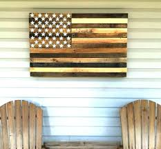 rustic american flag wall art flag wall decor wooden cool reclaimed pallet hanging art rustic wood