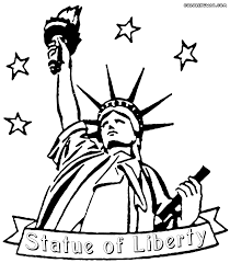 Small Picture Statue Of Liberty Coloring Page jacbme