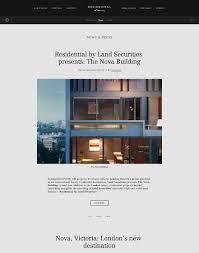 Property Developer Website Design Residential Web Property Branding Property Development