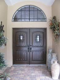 rustic double front door. Double Wood Rustic Planked Pre-finished Doors With Speakeasy From Glasscraft Front Door