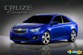 Chevy Cruze Coupe | GM tendrá una versión Coupé del Chevrolet ...