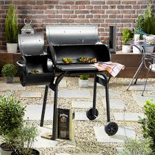 Garden Kitchen Houston Houston 112cm Smoker Bbq Grill Barbecue And Smoker Food