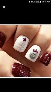 Christmas Nail Designs Shellac Pin By Vicky Fields On Christmas Nails Xmas Nails Shellac