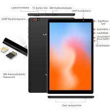 LNMBBS Tablets 10 Zoll (25.54cm), Android