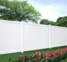 vinyl fence panels menards 6 x 8 panel picket menards vinyl fence45