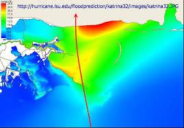 hurricane katrina essay hurricane katrina slams into gulf coast  understanding katrina model of hurricane katrina storm surge