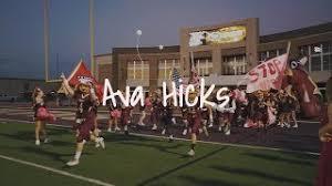 Ava Hicks Lake Hamilton Homecoming Film - 2017 - YouTube