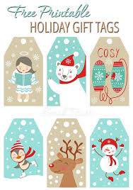 Free Greeting Card Printables The Best Free Christmas Printables Gift Tags Holiday