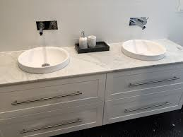 custom made wall hung bathroom vanity sydney