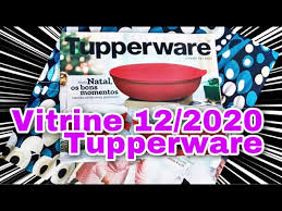 Check spelling or type a new query. Vitrine 12 2020 Completa Tupperware Youtube