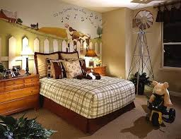 Tractor Themed Bedroom Minimalist Property New Decorating Ideas