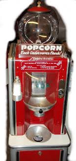 Popcorn Vending Machine For Sale Extraordinary Vintage Popcorn Machine Page