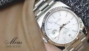 used rolex watches second hand uk hamlington watches used mens rolex watches