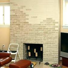 painting fireplace ideas update brick fireplace updated brick fireplaces home interior designer best update