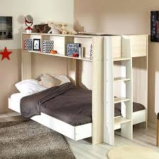 loft bed with shelves low bunk bed loft bed storage diy