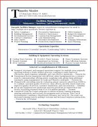 Unique It Manager Resume Types Of Letter