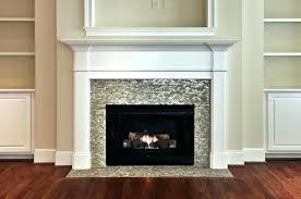marble tile fireplace surround ideas white gas modern firepl subway tile fireplace