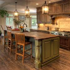 Beautiful Country Kitchens With Islands Blending Traditions And Modern Ideas 280 Models Design