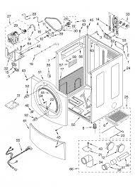 Primary kenmore elite he4 dryer wiring diagram kenmore elite model 11085081401 residential dryer genuine parts