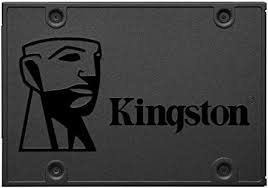 Kingston 480GB A400 SATA 3 2.5