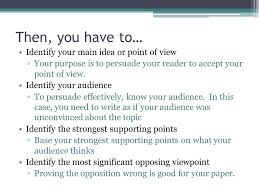 writing a persuasive essay what you need to know so you can 4 then