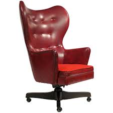 antique office chairs for sale. view this item and discover similar office chairs desk for sale at exaggerated leather wingback chair studded with brass nailheads on solid antique