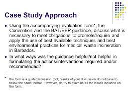 Case study evaluation pdf SlideShare