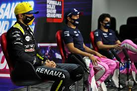 Esteban ocon made good use of the 'block' button on twitter recently, showing the door to some discourteous fans of team mate sergio perez. Latest Formula 1 Breaking News Grandprix Com