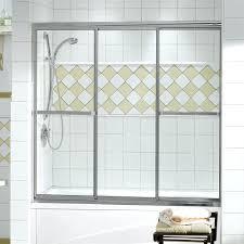 bathtub doors bathtub sliding doors installation bathtub sliding doors installation cost