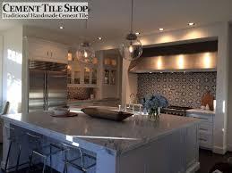 Decorative Cement Tiles kitchen backsplash Cement Tile Shop Blog 28