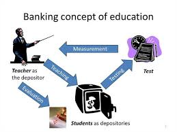 "a brief analysis of the banking concept of education""  essays on the banking concept of education for students"