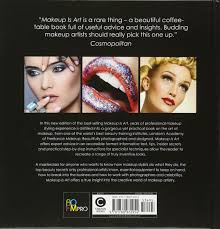 makeup is art professional techniques for creating original looks amazon co uk academy of freelance makeup 8601200697674 books