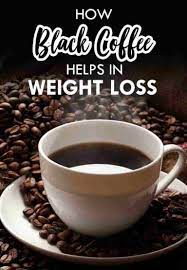 Black coffee is a good drink for weight loss, but if you add too much sugar to your coffee, it can be unhealthy. Pin On Black Coffee
