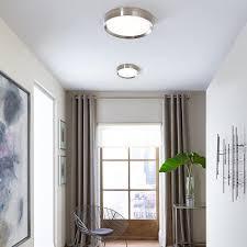 Flush Mount Kitchen Ceiling Light Flush Mount Lighting Ideas 3 Ways To Use Flushmounts At