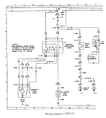 bronco com technical reference wiring diagrams 73 74 · wiring diagram set 4