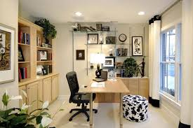 designing a home office. When Lighting A Home Office, You Will Want To Create Comfortable  Environment That Is Free Of Harsh Contrasts And Distracting Glare. Designing Office