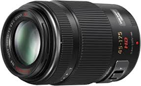 <b>Panasonic</b> Lens <b>G X</b> PZ VAR. 45-175 SV.: Amazon.ca: Electronics
