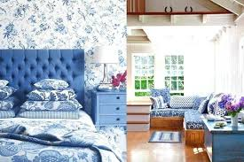 Blue And White Bedroom Ideas Blue And White Bedroom Navy Blue And ...