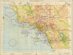 Mojave Desert 404 World Aeronautical Chart Revised