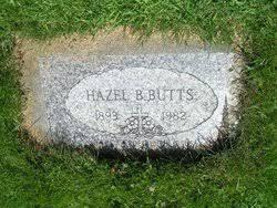Hazel Belle Wolf Butts (1893-1982) - Find A Grave Memorial