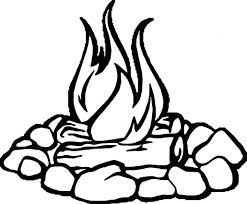 I bought this to use at my harry potter party to make the goblet of fire. Fire Coloring Pages Best Coloring Pages For Kids