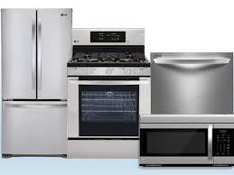 4 Piece Kitchen Appliance Set Kitchen 4 Piece Stainless Steel Kitchen Appliance Package 00023