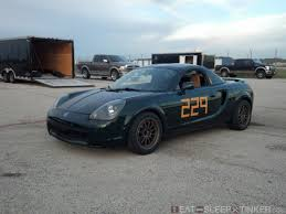Eat, Sleep, Tinker.First Track Experience with the MR2 Spyder ...