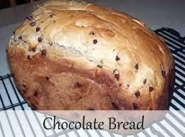 In two to three hours you will have freshly baked bread. Chocolate Bread Recipe Bread Machine Recipes