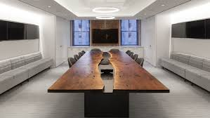 Image Chairs Drawing On Minimalist Residential Aesthetic Developed Over The Past Decade In Brooklyn Our Powerready Conference Tables Were Designed With The Contract Uhuru Contract Conference Tables Uhuru Contract