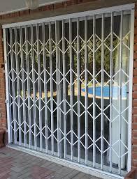 folding security gates for windows home depot security doors wrought iron security screen doors folding security