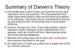 charles darwin theory of evolution essay natural selection essay haiku deck