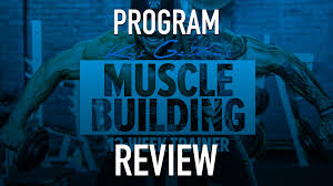 professional program review kris gethin s 12 week muscle building trainer