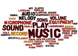 Image result for music word